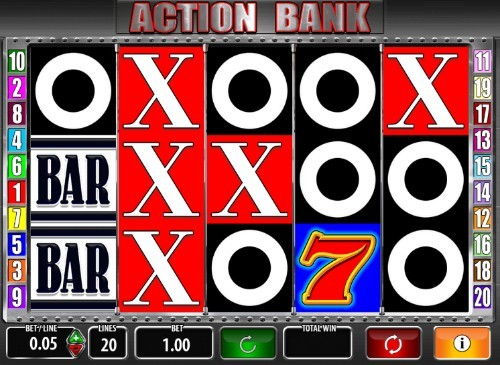 Action Bank slot UK