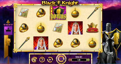 Black Knight slot UK