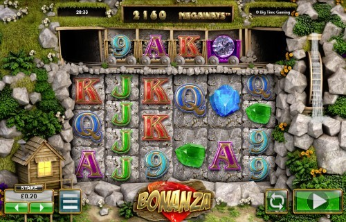 Bonanza slot UK