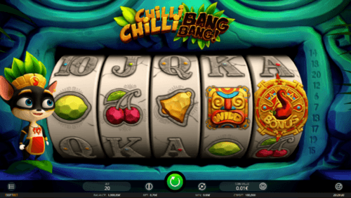 Chilli Chilli Bang Bang UK SLOT