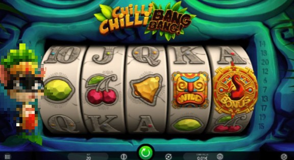 Chilli Chilli Bang Bang slot UK