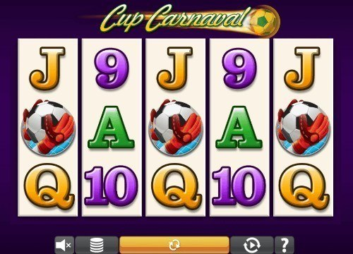 Cup Carnaval slot UK
