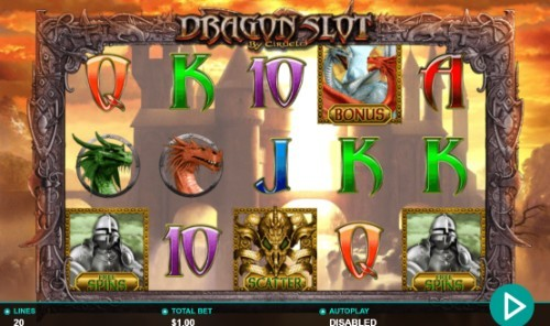 Dragon Slot UK