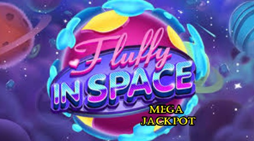 Fluffy in Space Jackpot slot UK