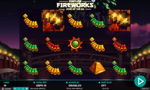 Fortune Fireworks Screenshot 2021
