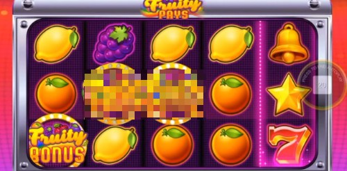 Fruity Pays slot UK