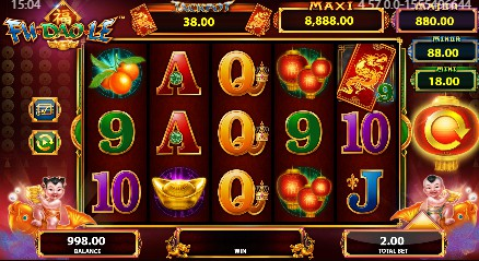 Fu Dao Le slot UK