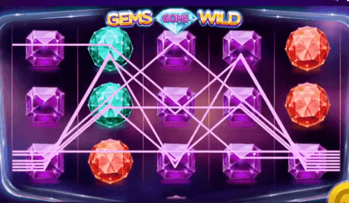 Gem Gone Wild slot UK