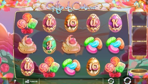 Gifts of Ostara slot UK