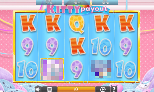 Kitty Payout Screenshot 2021