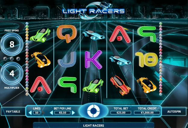 Light Racers Slot
