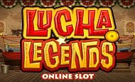 Lucha Legends online slot