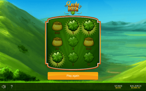 lucky irish online casino