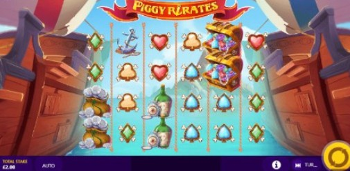 Piggy Pirates Online Slots