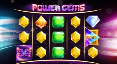 Power Gems slot UK