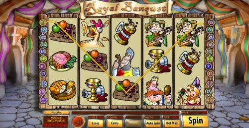 Royal Banquet slot UK