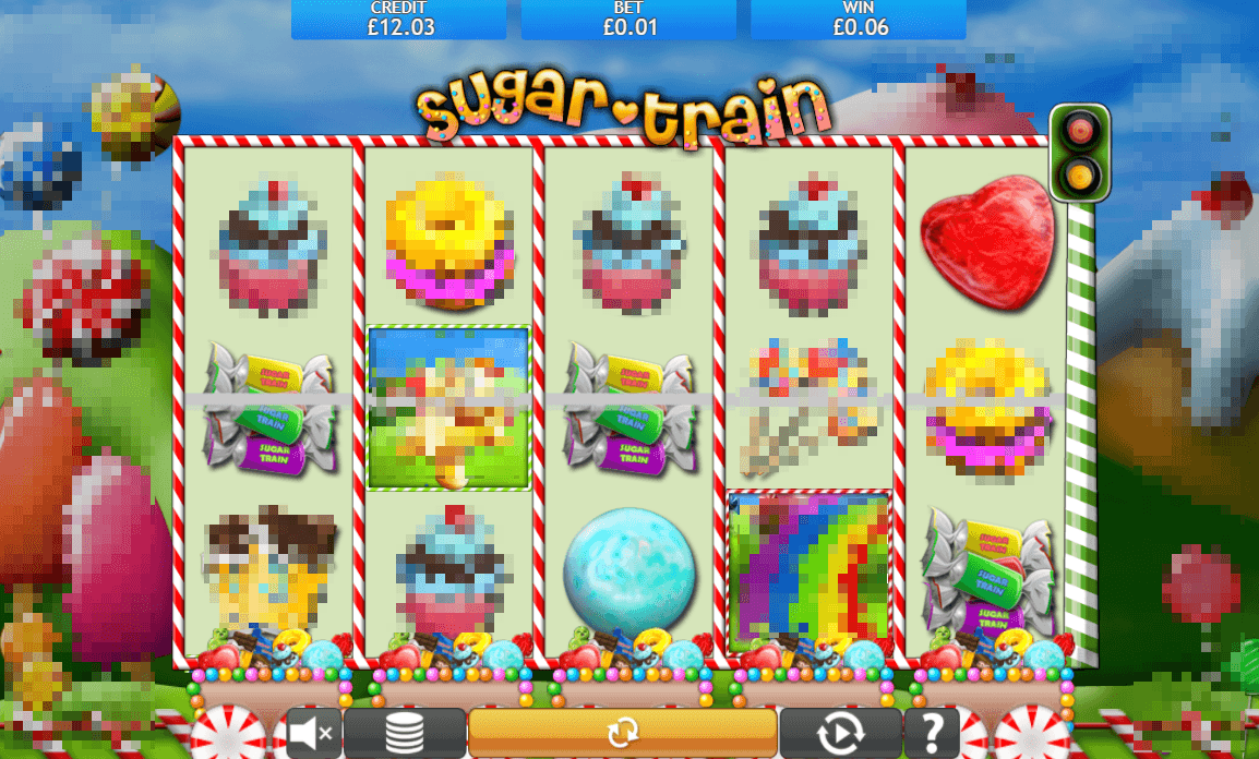 Sugar Train Screenshot 2021