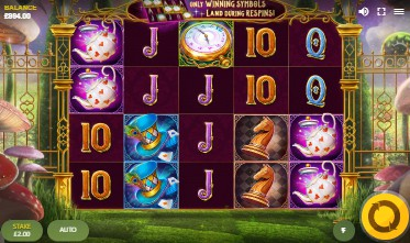 The Wild Hatter slot UK