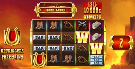 Western Gold slot UK