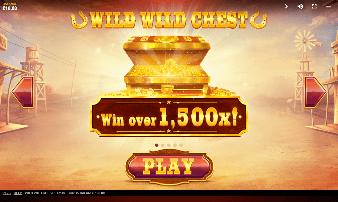 Wild Wild Chest Bonus Feature