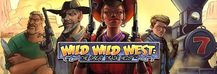 Wild Wild West: The Great Train Slot