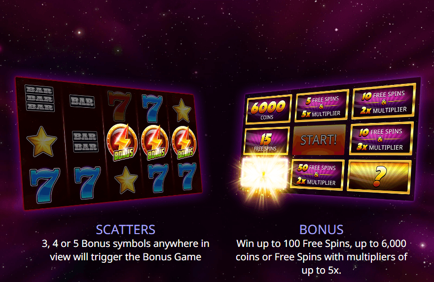 BOOSTER uk slots