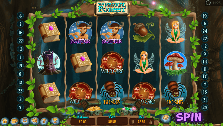 The Magical Forest Slot 1